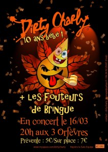10 ans dirty charly