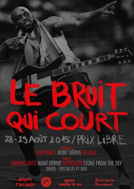 Bruit qui court genest st isle 28.08.2015
