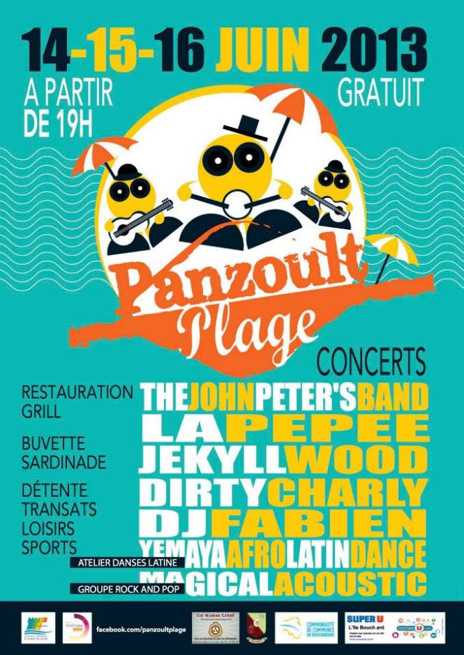 Festival Panzoult Plage