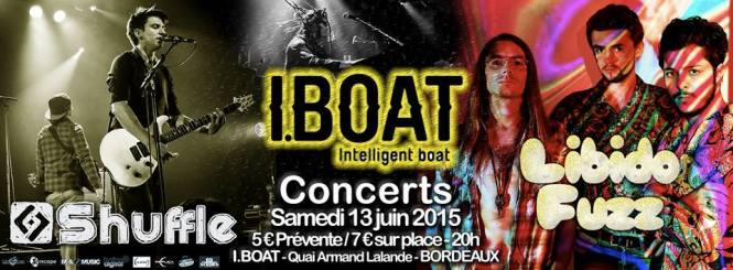 I-Boat Bordeaux 13.06.2015