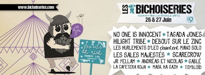 Les Bichoiseries Cerisy Belle Etoile 26.06.15
