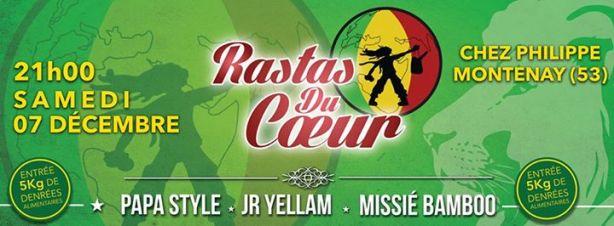 Les Rastas du Coeur 2013