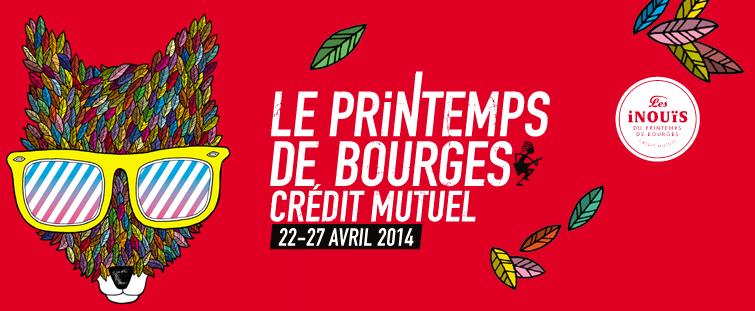 Printemps de Bourges 2014