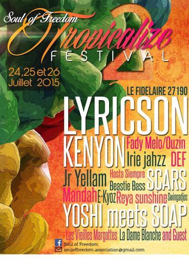 tropicalize festival